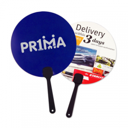 Customized Plastic Hand Fan