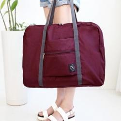 Foldable Nylon Travel Bag