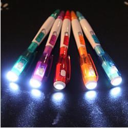 Plastic Pen LED Light