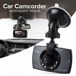 Advance Portable Car Camcorder
