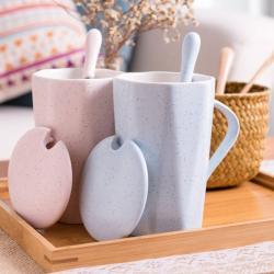 Ceramic Mug with Cover