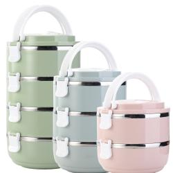 Stainless Steel Lunch Box 1/2/3 Tier