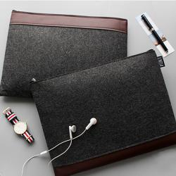 Wool Felt Document Holder