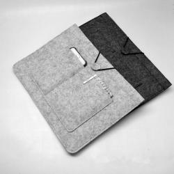 Felt Document Holder