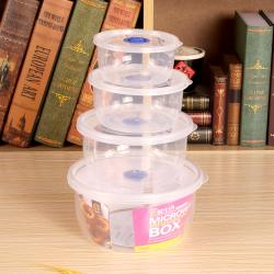 PP Food Storage Container Set