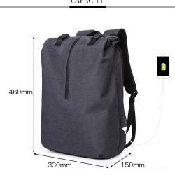 Microfiber School Bag