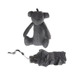 Umbrella Teddy Pouch