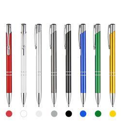 Metal Pen Gel Ink