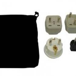 Adapter with Pouch