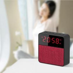 Wireless Clock Speaker