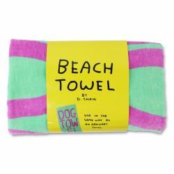 Towel with Bag