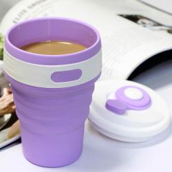 Silicone Cup Coffee