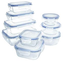 Set Glass Container