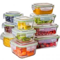 Customize Glass Container