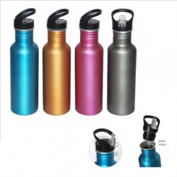 Metallic Color Aluminium bottle 700ml