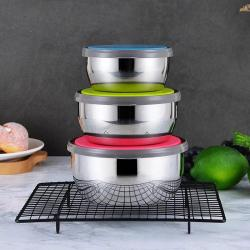3 pieces Food Container