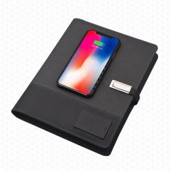 Multi-function Mobile Wireless Charging Notebook