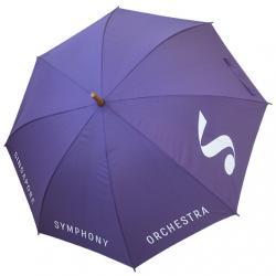 28 Inch Full Fiber Umbrella