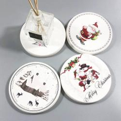 Diatomite Drink Coaster