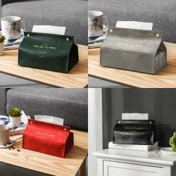 Leather Tissue Case