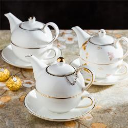 Stackable Teapot Set