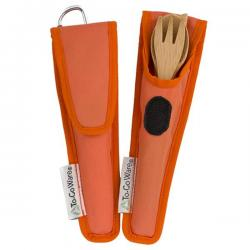 Eco-friendly Travel Cutlery Set